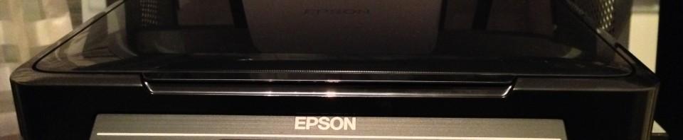 Neuer Drucker EPSON XP-312 mit Airprint fuer IOS