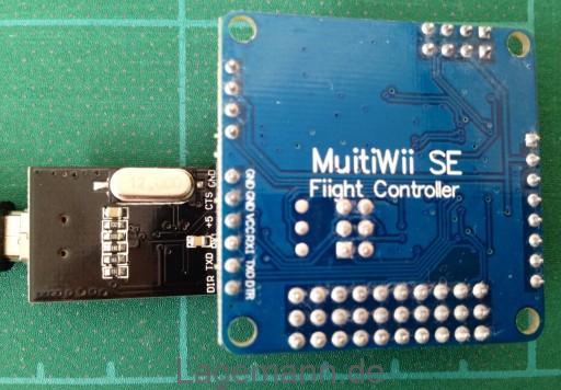 Multiwii se v25 setup - f51f